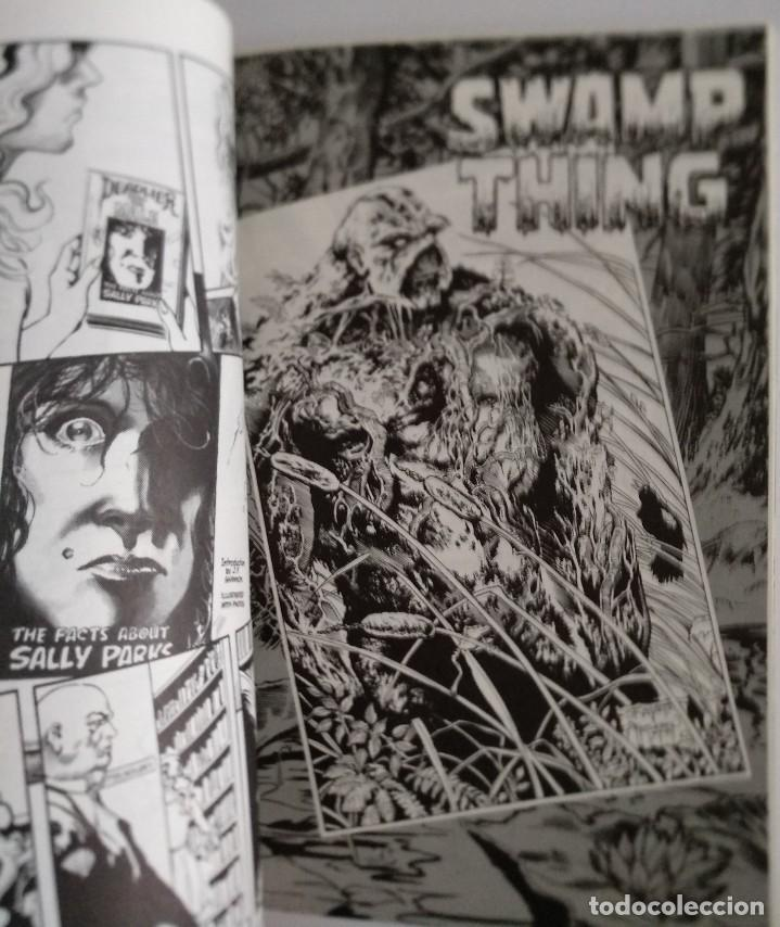 Cómics: TITAN BOOKS. SWAMP THING VOLUME THREE. ALAN MOORE. 1987 - Foto 4 - 218745287