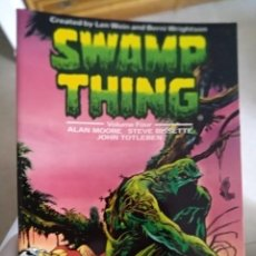 Cómics: TITAN BOOKS. SWAMP THING VOLUME FOUR. ALAN MOORE. 1987. Lote 218745386