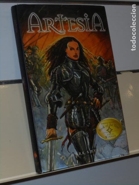 ARTESIA - MARK SMYLIE - ARCHAIA STUDIOS PRESS (EN INGLES) (Tebeos y Comics - Comics Lengua Extranjera - Comics USA)