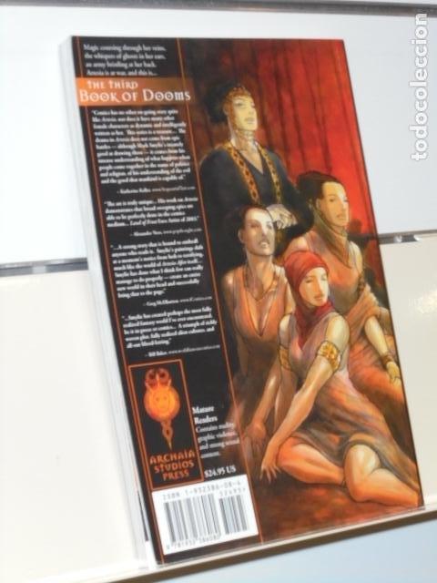 Cómics: ARTESIA AFIRE - MARK SMYLIE - ARCHAIA STUDIOS PRESS (EN INGLES) - Foto 2 - 218776018