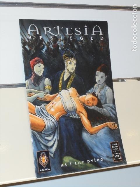 ARTESIA BESIEGED Nº 3 - ARCHAIA STUDIOS PRESS (EN INGLES) (Tebeos y Comics - Comics Lengua Extranjera - Comics USA)