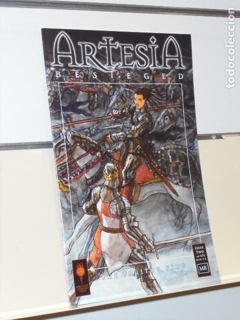 ARTESIA BESIEGED Nº 2 - ARCHAIA STUDIOS PRESS (EN INGLES) (Tebeos y Comics - Comics Lengua Extranjera - Comics USA)