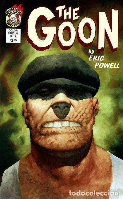 THE GOON COLOR SPECIAL #1, ALBATROSS EXPLODING FUNNY BOOKS, 2.002, USA (Tebeos y Comics - Comics Lengua Extranjera - Comics USA)