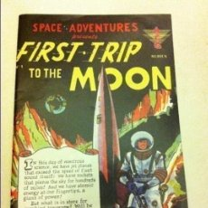 Cómics: SPACE ADVENTURES - (FIRST TRIP TO THE MOON) - AÑO 1999. Lote 219579723