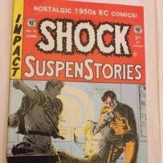 Cómics: EC - SHOCK SUSPENSTORIES -Nº. 16- AÑO 1996. Lote 219579867