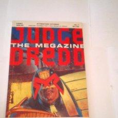 Cómics: JUDGE DREDD - THE MAGAZINE - NUMERO 1 - - COMIC USA - BUEN ESTADO - CJ 122 - GORBAUD. Lote 219810145