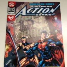 Cómics: ACTION COMICS #997 (NM)`18 JURGENS/ BOOTH (1ST PRINT) DC. Lote 219961471