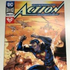 Cómics: ACTION COMICS #999 (NM)`18 JURGENS/ CONRAD (1ST PRINT) DC. Lote 219961680