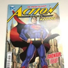 Cómics: ACTION COMICS #1000 (NM-)`18 (1ST PRINT) DC JIM LEE COVER. Lote 219961781