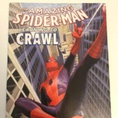 Cómics: THE AMAZING SPIDER-MAN 1.1 JULY 2014 LEARNING TO CRAWL PART ONE MARVEL. Lote 220066616