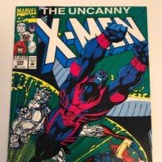 Cómics: THE UNCANNY X-MEN NR. 277/1991 MARVEL JIM LEE 6.0 FN WHITE PAGES. Lote 220306097