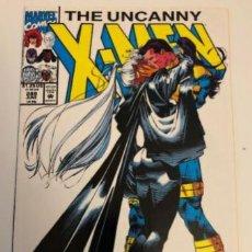 Cómics: THE UNCANNY X-MEN NR. 289/1992 MARVEL WHILCE PORTACIO. Lote 220306113