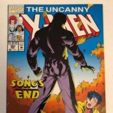 Cómics: THE UNCANNY X-MEN NR. 297/1993 MARVEL X-CUTIONER'S SONG EPILOGUE. Lote 220306156