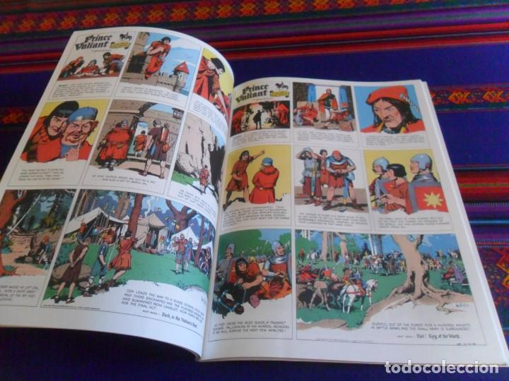 Cómics: PRÍNCIPE VALIENTE PRINCE VALIANT VOL. 14 SWORD AND SORCERY. FANTAGRAPHICS BOOKS 1991. BE. - Foto 4 - 220742277