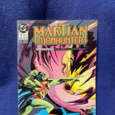 Cómics: MARTIAN MANHUNTER COMIC DC 26X17CMS. Lote 220926340