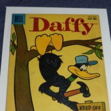 Cómics: (M9) DAFFY NO 17 APRIL 1959 PUBLISHED BY DELL PUBLISHING SEÑALES DE USO. Lote 221650251