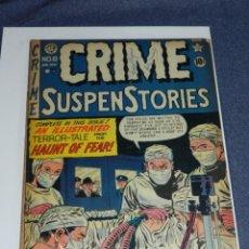 Cómics: (M9) CRIME SUSPENSTORIES MAY 1952 VOL 1 NUM 10 PUBLISHED BI-MONTHLY , ORIGINAL. Lote 221651733
