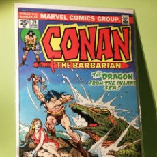 Cómics: MARVEL COMICS USA MARATÓN JOHN BUSCEMA CONAN 39. Lote 221711748