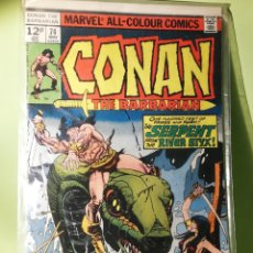 Cómics: MARVEL COMICS USA MARATÓN JOHN BUSCEMA CONAN 74. Lote 221728131