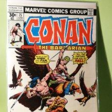Cómics: MARVEL COMICS USA MARATÓN JOHN BUSCEMA CONAN 75. Lote 221728227