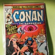 Cómics: MARVEL COMICS USA MARATÓN JOHN BUSCEMA CONAN 79. Lote 221728447