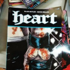 Cómics: HEART (INGLÉS) TAPA BLANDA – 24 JULIO 2012 DE BLAIR BUTLER (AUTOR), KEVIN MELLON (ARTISTA). Lote 221780690