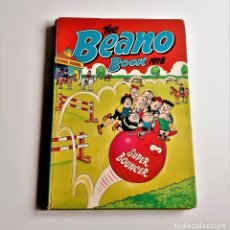 Cómics: 1978 ANNUAL THE BEANO BOOK - 20 X 28.CM APROX. Lote 221965743
