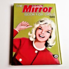 Cómics: 1980 ANNUAL THE DAILY MIRROR BOOK FOR GIRLS 1980 - 20 X 28.CM APROX. Lote 221966096