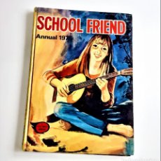 Cómics: 1975 ANNUAL SCHOOL FRIEND - 20 X 28.CM APROX. Lote 221967403