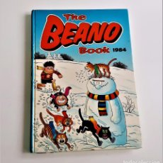 Cómics: 1984 ANNUAL THE BEANO BOOK - 20 X 28.CM APROX. Lote 221967511