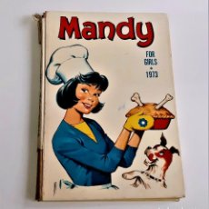 Cómics: 1973 ANNUAL MANDY FOR GIRLS - 20 X 28.CM APROX. Lote 221968507