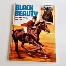 Cómics: 1979 ANNUAL BLACK BEAUTY - 20 X 28.CM APROX. Lote 221968612