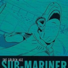 Cómics: SUB-MARINER THE GOLDEN AGE : THE PRE WAR YEARS - MARVEL OMNIBUS HARDCOVER / BILL EVERETT. Lote 221969551