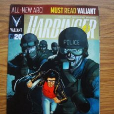 Cómics: HARBRINGER # 20 (VALIANT) RESISTANCE PART ONE. Lote 221991472