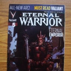 Cómics: ETERNAL WARRIOR # 5 (VALIANT) ETERNAL EMPEROR. Lote 221991561