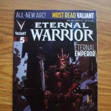 Cómics: ETERNAL WARRIOR # 5 (VALIANT) ETERNAL EMPEROR. Lote 221991643