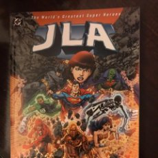 Cómics: JLA THE TENTH CIRCLE TPB CHRIS CLAREMONT JOHN BYRNE ¡NUEVO!. Lote 222001020
