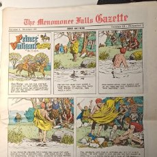 Cómics: THE MENOMONEE FALLS GAZETTE - VOLUME 2, NUMBER 100 (OCTOBER 28-NOVEMBER 3, 1972). Lote 222042163