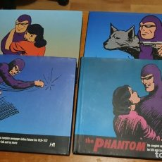 "Cómics: LOTE 7 NÚMEROS ""THE PHANTOM COMPLETE NEWSPAPER DAILIES"" HERMES-USA 1-2-3-4-8-12-13 (MUY DIFÍCIL). Lote 222045368"