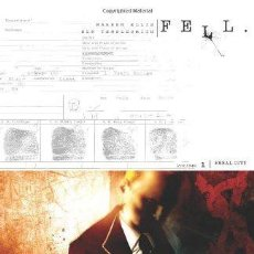 Cómics: FELL VOL.1: FERAL CITY - WARREN ELLIS - BEN TEMPLESMITH - IMAGE - 2007 - RUSTICA - 128 PAGS. Lote 222083860