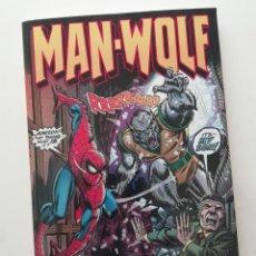 Cómics: MAN-WOLF, THE COMPLETE COLLECTION. LA SERIE DEL HOMBRELOBO, CON GEORGE PÉREZ Y OTROS. ORIGINAL USA. Lote 222094655