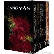 Cómics: SANDMAN EXPANDED EDITION BOX SET - DC VERTIGO 2020 / 14 VOLUME BOX SET. Lote 222100596