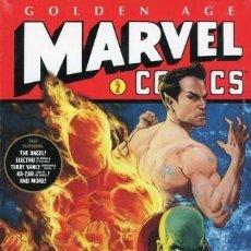 Cómics: GOLDEN AGE MARVEL COMICS OMNIBUS 1 & 2 - MARVEL 2020 / HARDCOVER. Lote 222103455