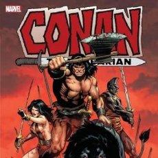 Cómics: CONAN THE BARBARIAN THE ORIGINAL MARVEL YEARS OMNIBUS 4 - MARVEL 2020 CARLOS PACHECO COVER HARDCOVER. Lote 222104025