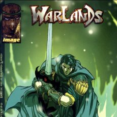 Cómics: WARLANDS, SERIE COMPLETA DE 13 NÚMEROS, IMAGE, 1.999, USA. Lote 222128521
