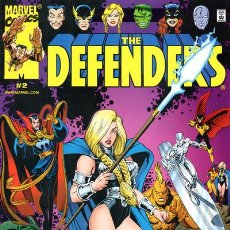 Cómics: THE DEFENDERS #2, MARVEL, 2.001, USA. Lote 222129235