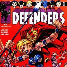 Cómics: THE DEFENDERS #3, MARVEL, 2.001, USA. Lote 222129365