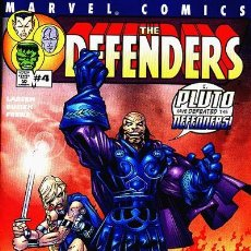 Cómics: THE DEFENDERS #4, MARVEL, 2.001, USA. Lote 222129457
