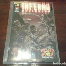 Cómics: COMICS - INFERNO HELLBOUND WIZARD WORLD SPECIAL EDITION - ORIGINAL EN INGLES - TOP COW - 2002. Lote 222231290