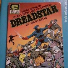 Cómics: DREADSTAR 1 JIM STARLIN EPIC COMICS. Lote 222264593